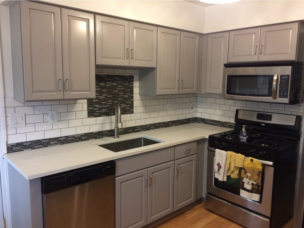 kitchen remodel, faerber construction